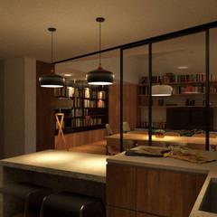 Coronado House por Limit Studio Moderno