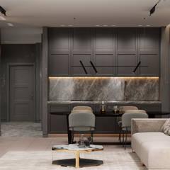 :  Кухня вiд U-Style design studio, Еклектичний