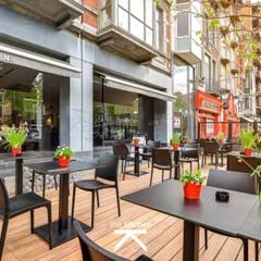 Confiez-nous vos projets professionnels !: Restaurants de style  par Alterego Design, Moderne