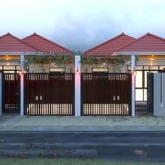 Rumah Pak Rinda Oleh A.D Studio Bandung