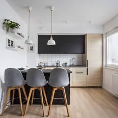 مطبخ ذو قطع مدمجة تنفيذ Perfect Space, إسكندينافي