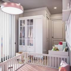 Aksaray Villa Modern Çocuk Odası VERO CONCEPT MİMARLIK Modern