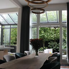 Dining room by marcus architecten, Modern
