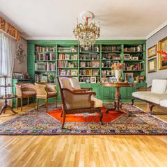 اتاق نشیمن توسطBernadó Luxury Houses, شمال امریکا