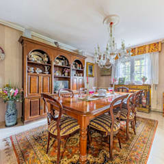 Dining room by Bernadó Luxury Houses, Colonial