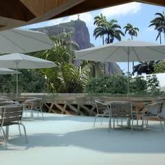 Extensão do Museu do Meio Ambiente do Jardim Botânico do Rio de Janeiro por Viviane Cunha Arquitectura Moderno