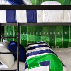 Habitaciones Infantiles : Recámaras para adolescentes de estilo  por Muebles Dico, Moderno
