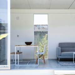 Дома на одну семью в . Автор – lcr arquitectos, Минимализм