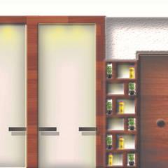 Offices & stores توسطtanushree Agarwal Designs, مینیمالیستیک