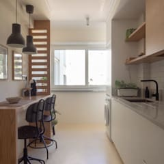 Kitchen by MUDA Home Design, Scandinavian
