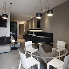 Dining room by beatrice pierallini, Mediterranean