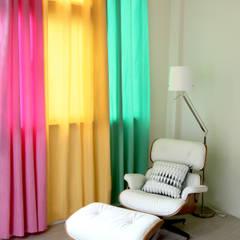 Small bedroom by MSBT 幔室布緹, Scandinavian MDF