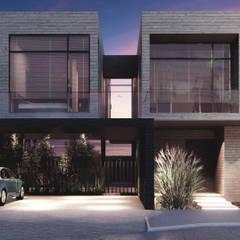 Дома на одну семью в . Автор – Espacio Arquitectura, Минимализм