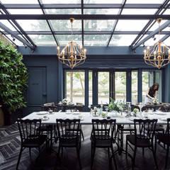Balcony توسط理絲室內設計, کلاسیک