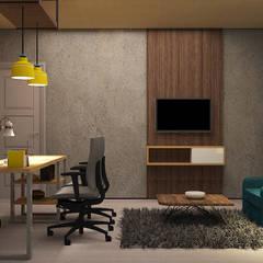 مكتب عمل أو دراسة تنفيذ SDINCO , حداثي