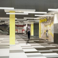 Shopping Centres by Дизайн - Центр, Minimalist