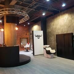 Exhibition centres by Para Construir Mx, Industrial