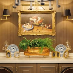 Kleine keuken door studio68-32, Koloniaal Hout Hout