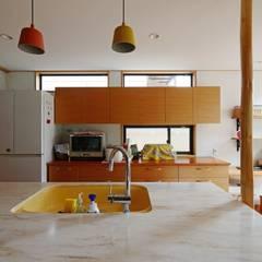 آشپزخانه توسط池田デザイン室(一級建築士事務所), اکلکتیک (ادغامی)