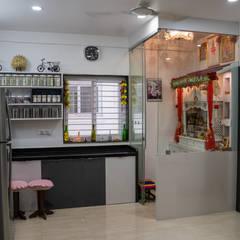 by Nabh Design & Associates Modern گلاس