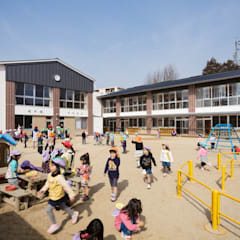 FOMES design의  학교, 에클레틱 (Eclectic)