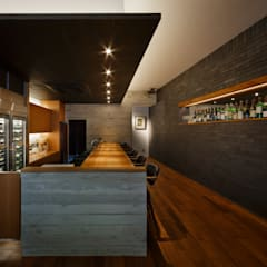 Bars & clubs by FOMES design, Eclectic