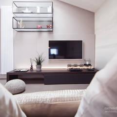 ห้องสันทนาการ โดย Rachele Biancalani Studio, มินิมัล