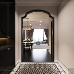 Doors by ICON INTERIOR, Asian
