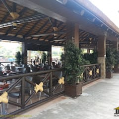Bar & Klub  oleh PERGOLAS LUXURY , Tropis