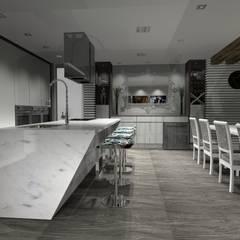 Kitchen units by Arch Design Concept, Minimalist Wood Wood effect