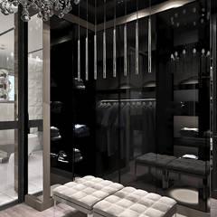 POWER OF DESIGN | IV | Wnętrza domu Nowoczesna garderoba od ARTDESIGN architektura wnętrz Nowoczesny