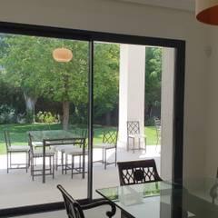 uPVC windows by WINDAPLAS, Modern Aluminium/Zinc