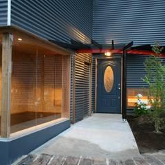 منزل خشبي تنفيذ 株式会社高野設計工房, إسكندينافي