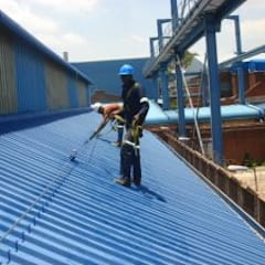 Roof توسطDesign Waterproofing Systems, صنعتی