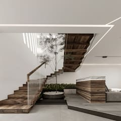 by Rebora Arquitectos Modern Wood Wood effect
