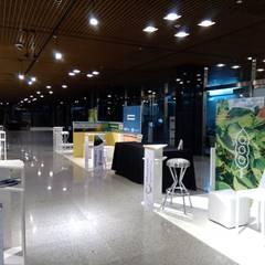 Exhibition centres by Faerman Stands y Asoc S.R.L. - Arquitectos - Rosario, Modern