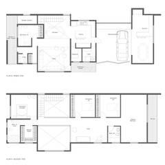 Casas de estilo moderno de Soc. Constructora Cavent Spa Moderno