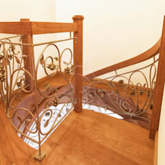 Stairs by Roble, Classic Iron/Steel