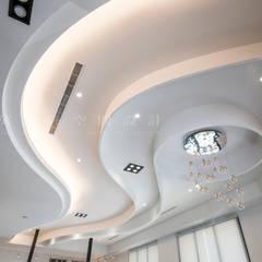 หลังคา โดย SING萬寶隆空間設計, สแกนดิเนเวียน