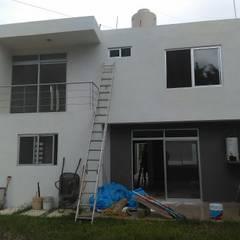 Rumah pasif oleh CIASA, Minimalis