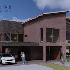 by Taller Once Arquitectura 콜로니얼 (Colonial)