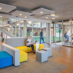 ConTerra Office in Münster:  Bürogebäude von if5-design GmbH,Modern