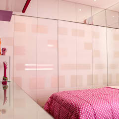 Proyecto OT: Dormitorios infantiles de estilo  por Mario Ramos, Moderno