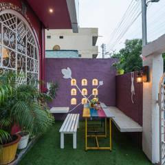 Hotels by Studio Kaarigars, Rustic