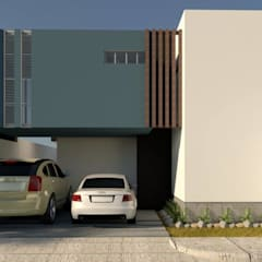 Passive house by CIASA, Minimalist