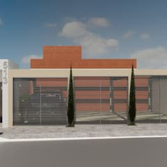 od Beiral - Estudio de Arquitetura Minimalistyczny