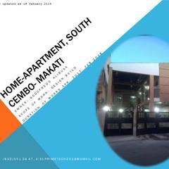 Commercial Spaces by Suprimetech, Minimalist Concrete