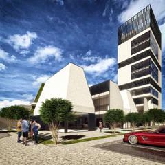 مراكز تسوق/ مولات تنفيذ Studio Toggle Porto, Lda, حداثي