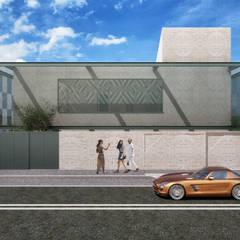 Studio Toggle Porto, Lda의  다가구 주택, 지중해