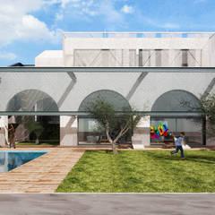 Multi-Family house by Studio Toggle Porto, Lda, Mediterranean